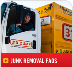 Junk Removal FAQS